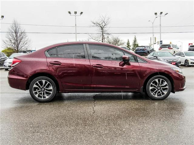 2015 Honda Civic EX (Stk: 3305) in Milton - Image 4 of 21