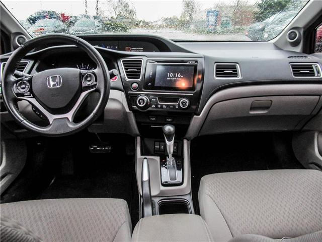 2015 Honda Civic EX (Stk: 3305) in Milton - Image 13 of 21