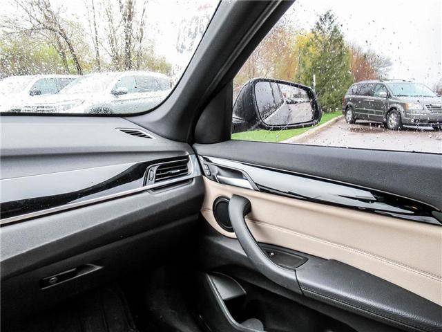 2016 BMW X1 xDrive28i (Stk: 3309) in Milton - Image 14 of 20