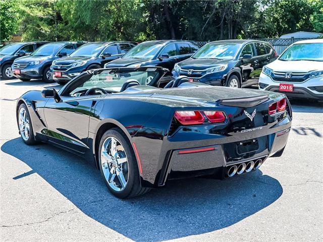 2015 Chevrolet Corvette Stingray (Stk: 2622) in Milton - Image 7 of 23