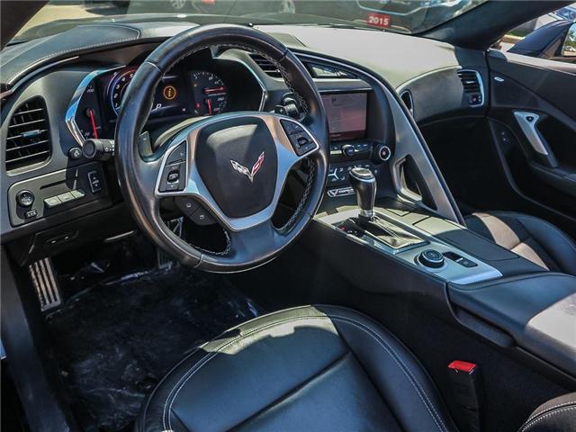 2015 Chevrolet Corvette Stingray (Stk: 2622) in Milton - Image 8 of 23