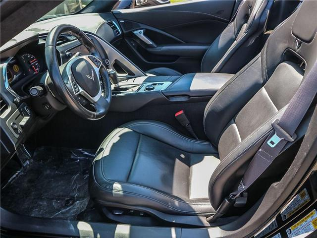 2015 Chevrolet Corvette Stingray (Stk: 2622) in Milton - Image 10 of 23