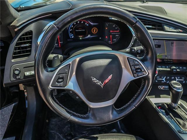 2015 Chevrolet Corvette Stingray (Stk: 2622) in Milton - Image 12 of 23