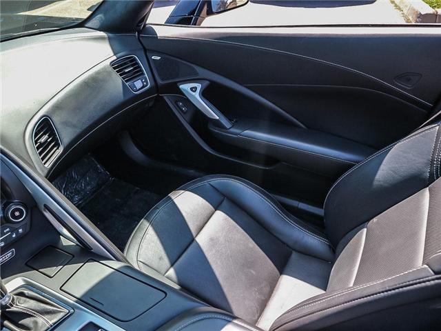 2015 Chevrolet Corvette Stingray (Stk: 2622) in Milton - Image 15 of 23