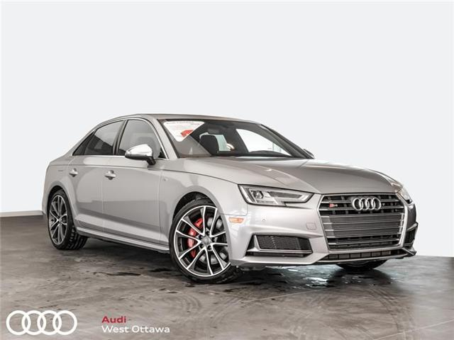 2018 Audi S4 3.0T Progressiv (Stk: 90102) in Nepean - Image 1 of 19