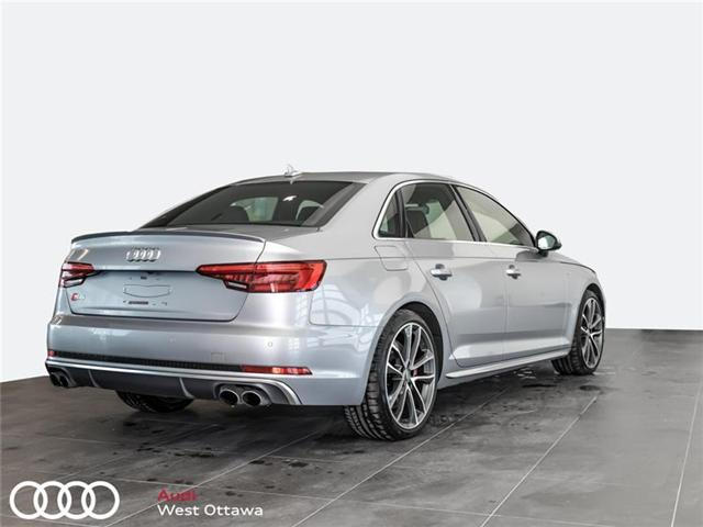 2018 Audi S4 3.0T Progressiv (Stk: 90102) in Nepean - Image 3 of 19