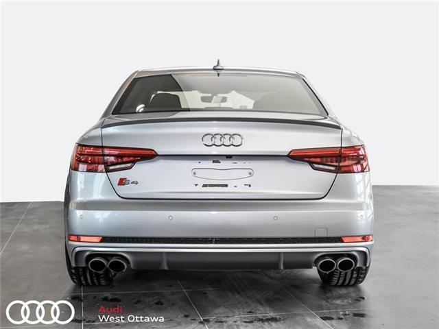 2018 Audi S4 3.0T Progressiv (Stk: 90102) in Nepean - Image 4 of 19