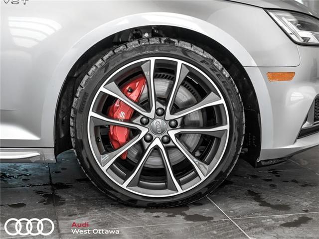 2018 Audi S4 3.0T Progressiv (Stk: 90102) in Nepean - Image 6 of 19