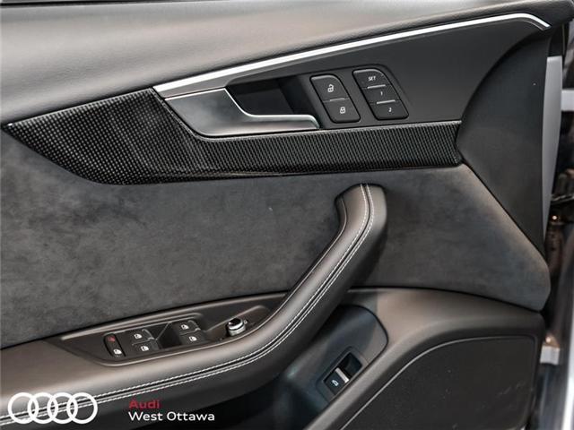 2018 Audi S4 3.0T Progressiv (Stk: 90102) in Nepean - Image 9 of 19