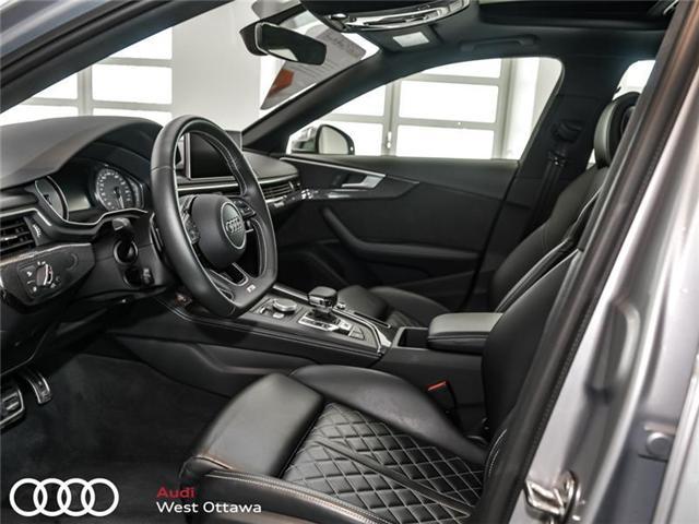 2018 Audi S4 3.0T Progressiv (Stk: 90102) in Nepean - Image 11 of 19