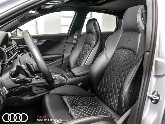 2018 Audi S4 3.0T Progressiv (Stk: 90102) in Nepean - Image 12 of 19