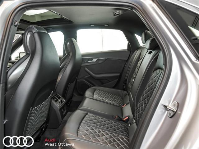 2018 Audi S4 3.0T Progressiv (Stk: 90102) in Nepean - Image 14 of 19