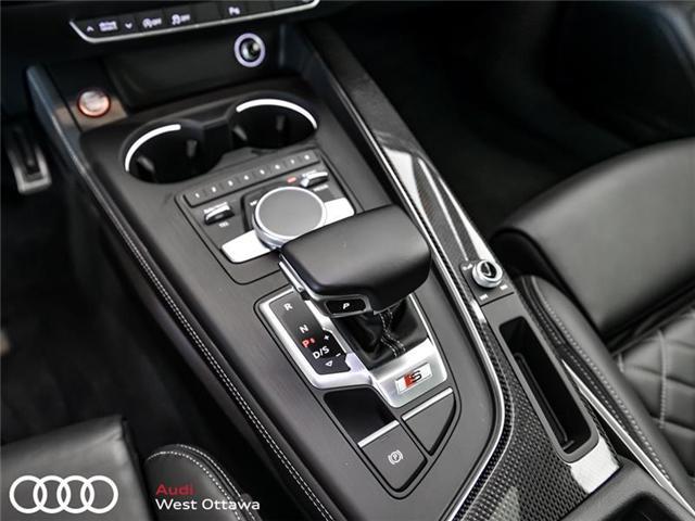 2018 Audi S4 3.0T Progressiv (Stk: 90102) in Nepean - Image 15 of 19
