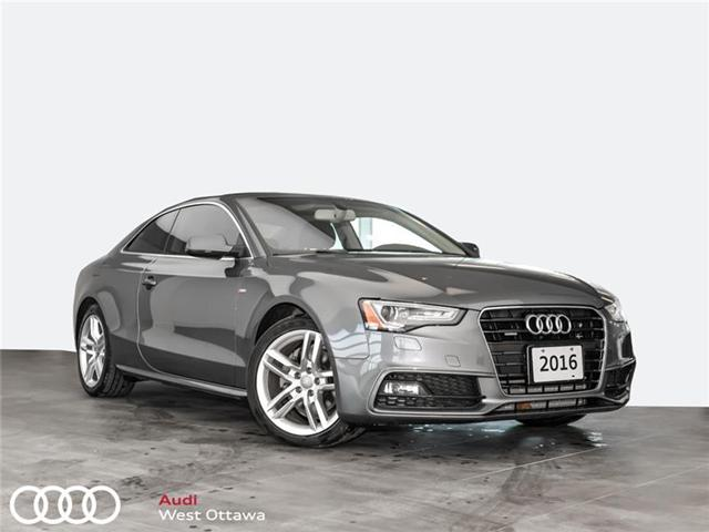 2016 Audi A5 2.0T Technik plus (Stk: PM386) in Nepean - Image 1 of 19