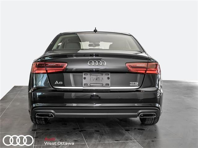 2018 Audi A6 3.0T Technik (Stk: 90417) in Nepean - Image 4 of 19
