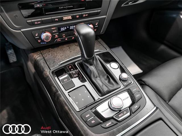 2018 Audi A6 3.0T Technik (Stk: 90417) in Nepean - Image 15 of 19