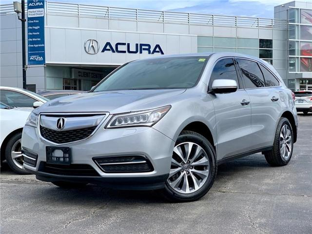 2014 Acura MDX Technology Package (Stk: 19363A) in Burlington - Image 1 of 30