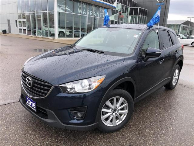2016 Mazda CX-5 GS (Stk: 16635A) in Oakville - Image 10 of 22