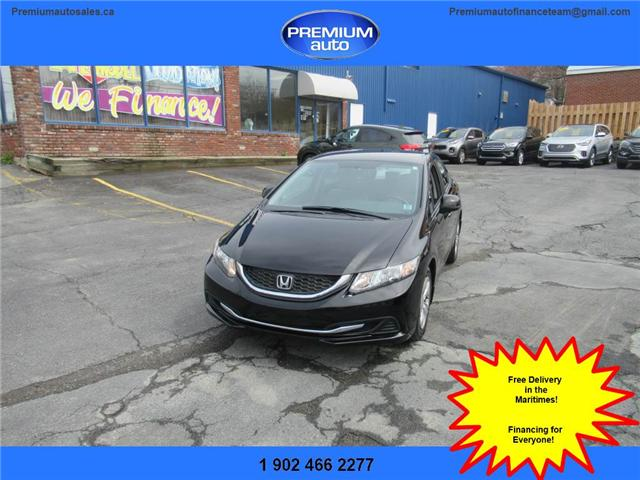 2013 Honda Civic LX (Stk: 034390) in Dartmouth - Image 1 of 23