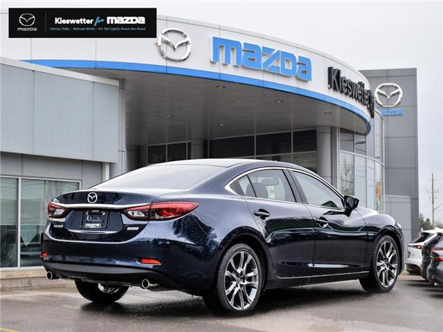 2016 Mazda MAZDA6 GT (Stk: 34913A) in Kitchener - Image 4 of 27