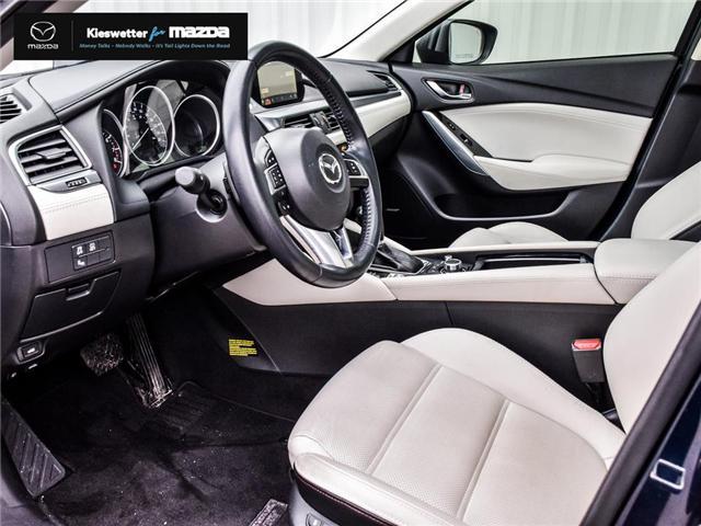 2016 Mazda MAZDA6 GT (Stk: 34913A) in Kitchener - Image 9 of 27