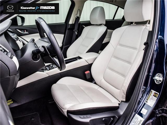2016 Mazda MAZDA6 GT (Stk: 34913A) in Kitchener - Image 14 of 27