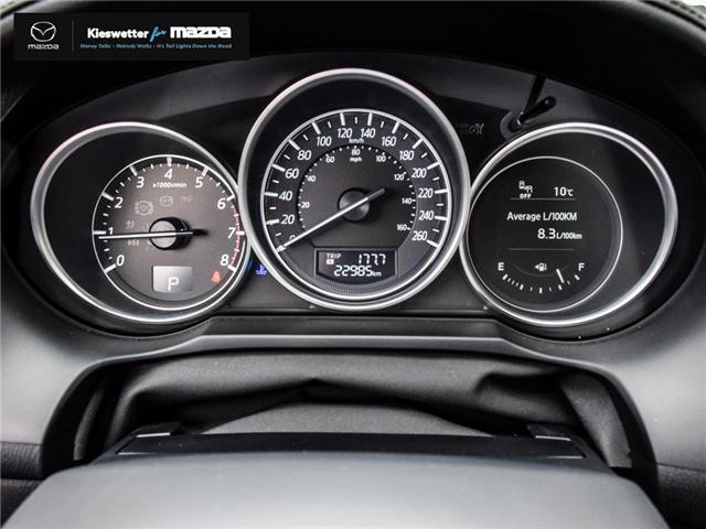 2016 Mazda MAZDA6 GT (Stk: 34913A) in Kitchener - Image 22 of 27