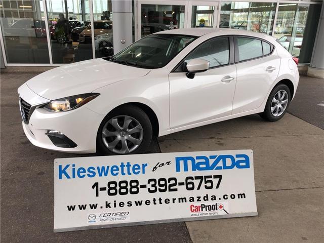 2015 Mazda Mazda3 GX (Stk: U3792) in Kitchener - Image 1 of 26