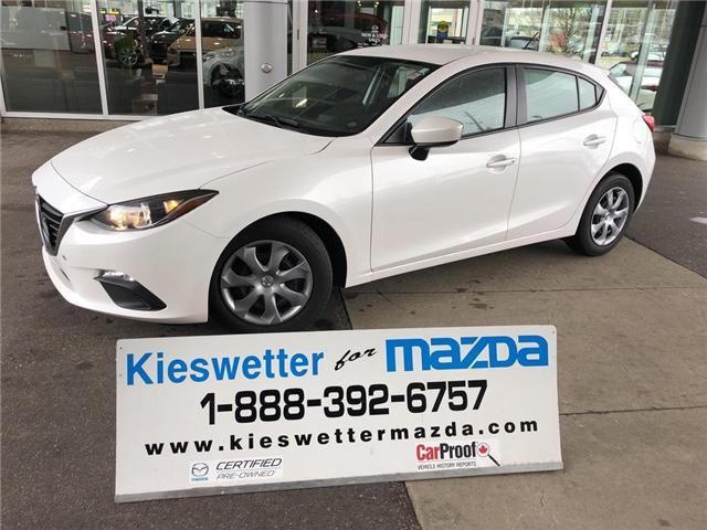 2015 Mazda Mazda3 GX (Stk: U3792) in Kitchener - Image 3 of 26