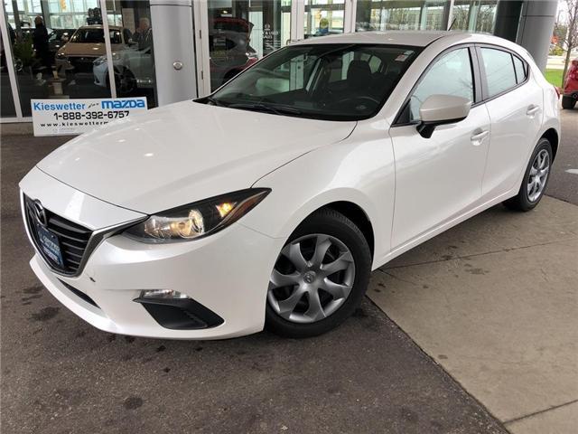 2015 Mazda Mazda3 GX (Stk: U3792) in Kitchener - Image 11 of 26