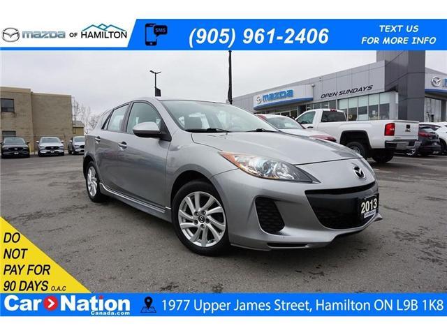 2013 Mazda Mazda3 GS-SKY (Stk: HN1615A) in Hamilton - Image 1 of 38