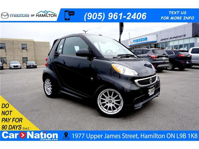 2013 Smart Fortwo  (Stk: HN2051B) in Hamilton - Image 1 of 37