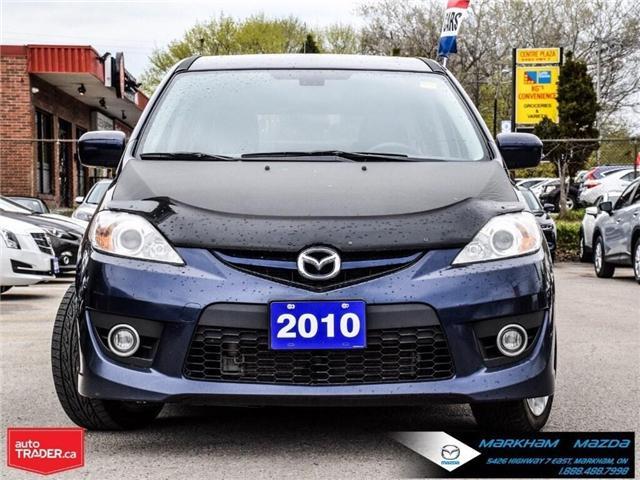 2010 Mazda Mazda5  (Stk: D5190459A) in Markham - Image 2 of 20