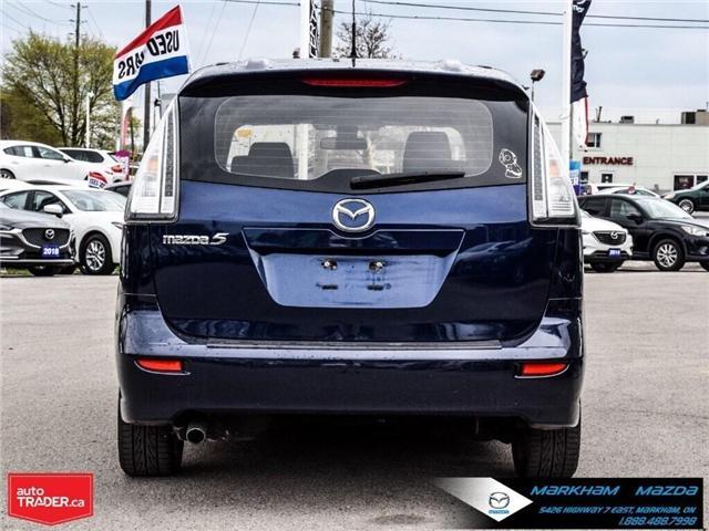 2010 Mazda Mazda5  (Stk: D5190459A) in Markham - Image 6 of 20