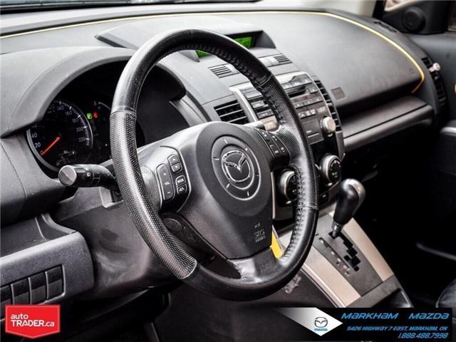 2010 Mazda Mazda5  (Stk: D5190459A) in Markham - Image 11 of 20