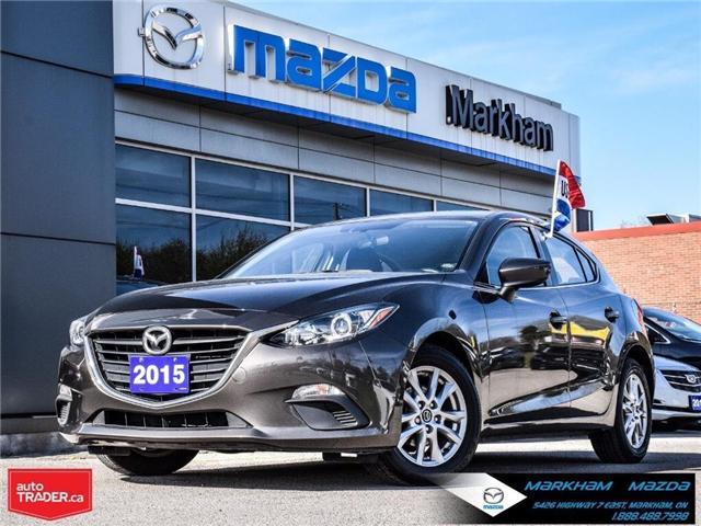 2015 Mazda Mazda3 GS (Stk: P1865) in Markham - Image 1 of 26