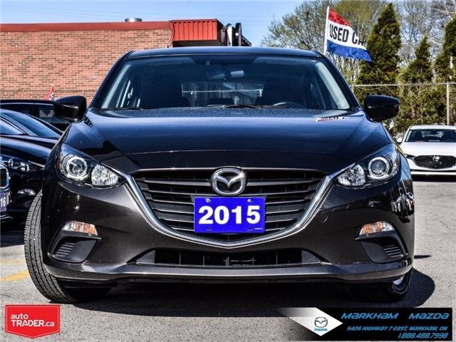 2015 Mazda Mazda3 GS (Stk: P1865) in Markham - Image 2 of 26
