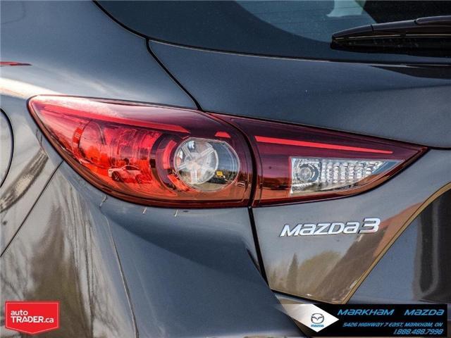 2015 Mazda Mazda3 GS (Stk: P1865) in Markham - Image 5 of 26