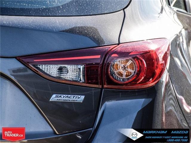 2015 Mazda Mazda3 GS (Stk: P1865) in Markham - Image 7 of 26