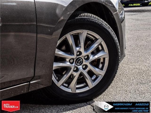 2015 Mazda Mazda3 GS (Stk: P1865) in Markham - Image 8 of 26