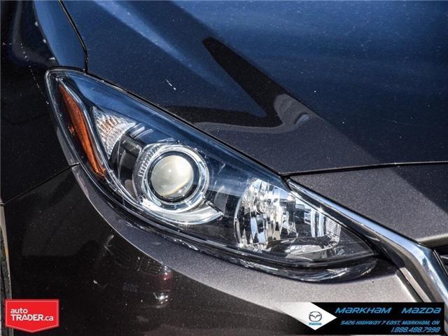 2015 Mazda Mazda3 GS (Stk: P1865) in Markham - Image 9 of 26