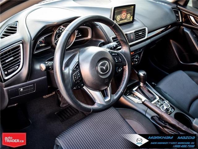 2015 Mazda Mazda3 GS (Stk: P1865) in Markham - Image 12 of 26