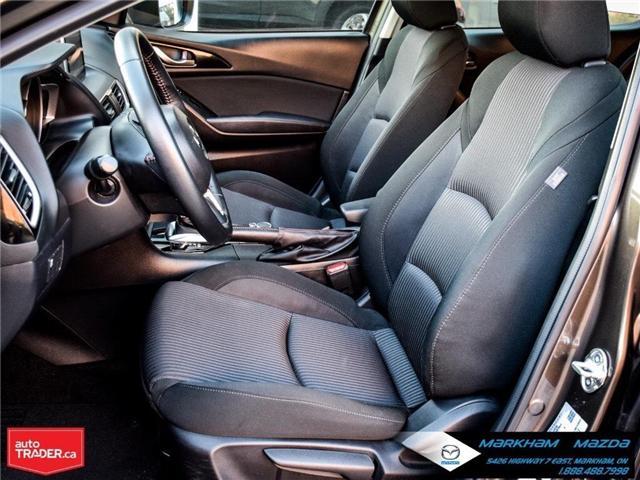 2015 Mazda Mazda3 GS (Stk: P1865) in Markham - Image 13 of 26