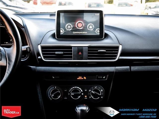 2015 Mazda Mazda3 GS (Stk: P1865) in Markham - Image 16 of 26
