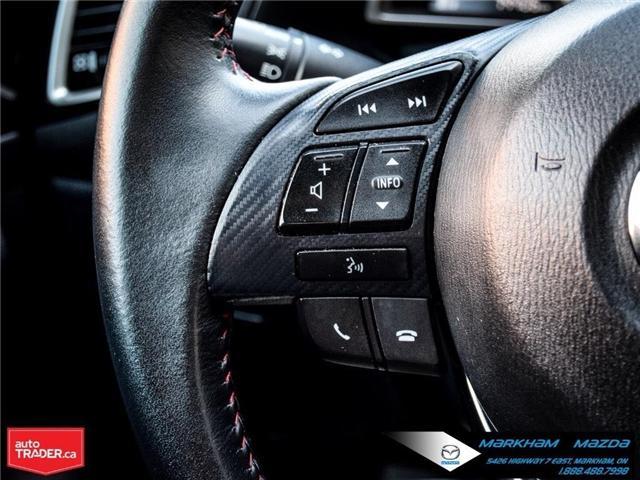 2015 Mazda Mazda3 GS (Stk: P1865) in Markham - Image 23 of 26