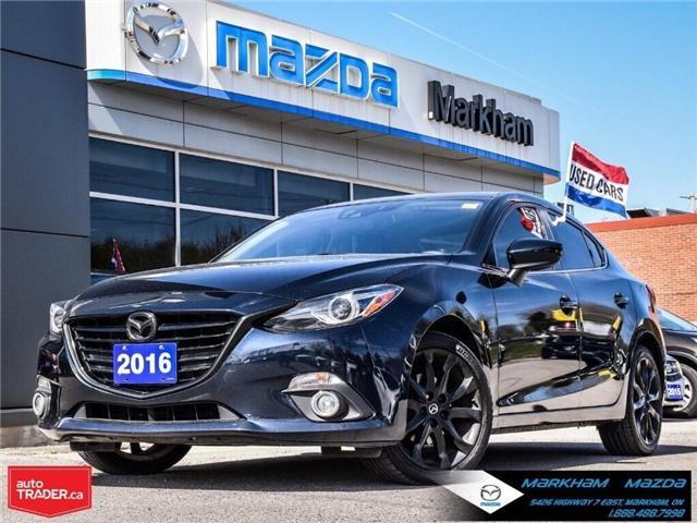 2016 Mazda Mazda3 GT (Stk: P1866) in Markham - Image 1 of 30