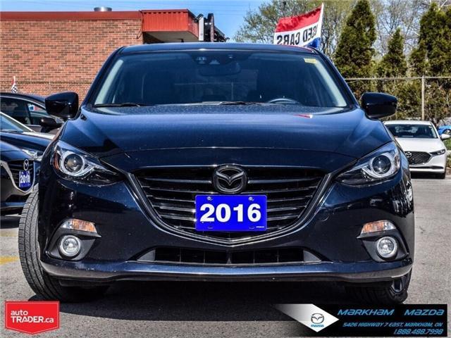 2016 Mazda Mazda3 GT (Stk: P1866) in Markham - Image 2 of 30