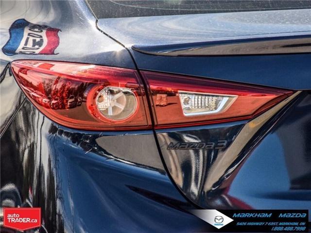 2016 Mazda Mazda3 GT (Stk: P1866) in Markham - Image 5 of 30