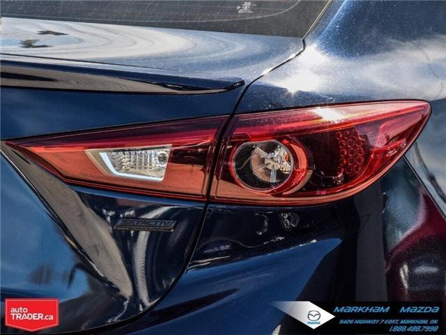 2016 Mazda Mazda3 GT (Stk: P1866) in Markham - Image 6 of 30