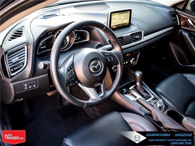 2016 Mazda Mazda3 GT (Stk: P1866) in Markham - Image 11 of 30